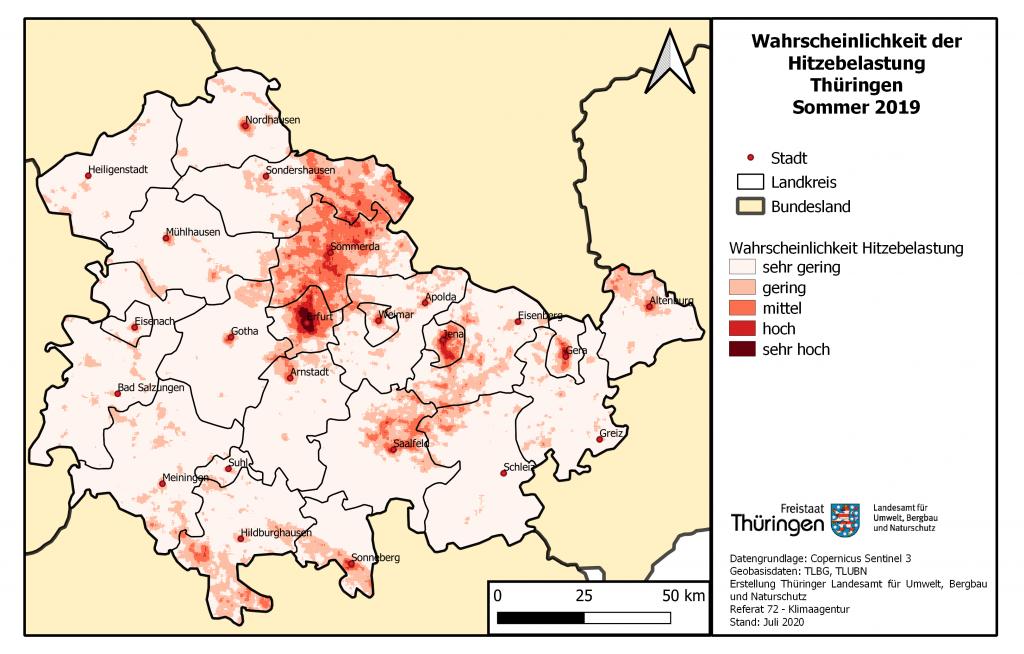 03_Wahrscheinlichkeit_Hitzebelastung_Thüringen_Sommer_2019